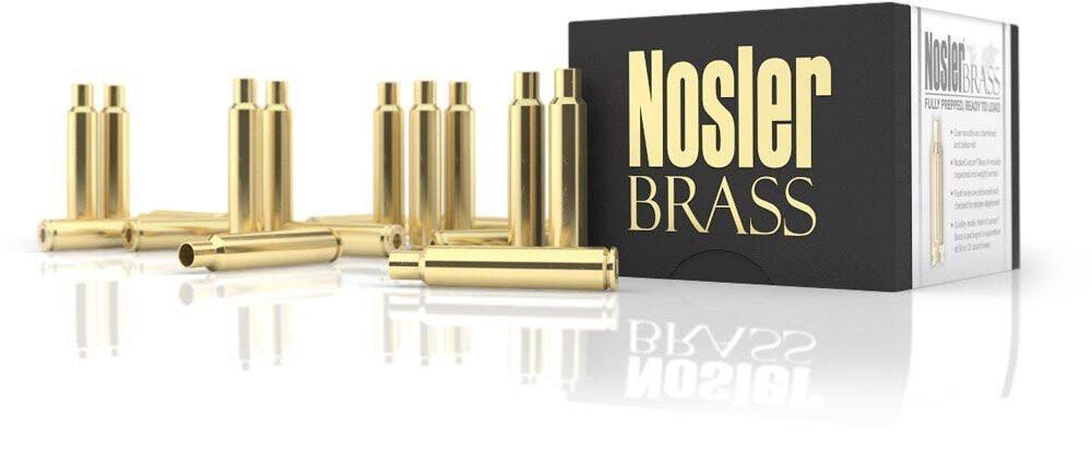 Nosler Brass 6.5 Creedmoor  (50ct)
