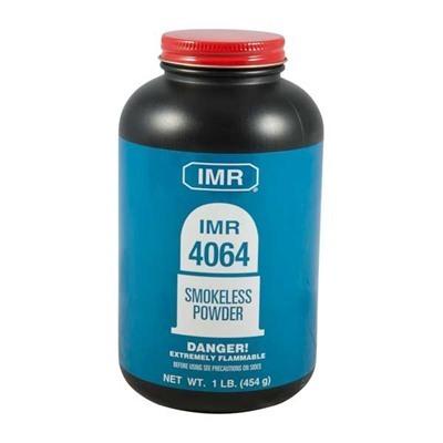 IMR 4064 RIFLE POWDER - 1LB