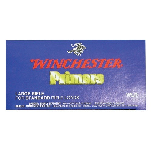Winchester Large Rifle  primers / 1000