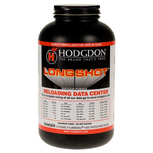 HODGON LONGSHOT SMOKELESS POWDER-1LB