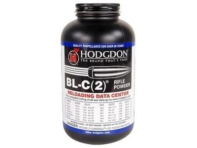 HODGDON BLC-2 RIFLE BALL POWDER - 1LB