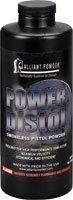 ALLIANT POWER PISTOL POWDER - 1LB
