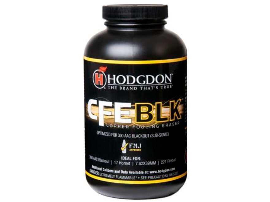 HODGDON CFE BLK - BALL POWDER - 1LB