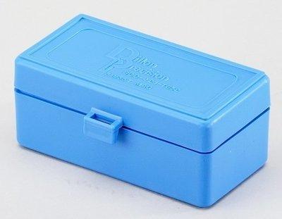 DILLON AMMUNITION BOXES .38/.357 (50 RD)