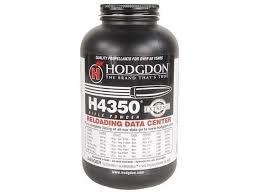 HODGON H4350 SMOKELESS POWDER-1LB