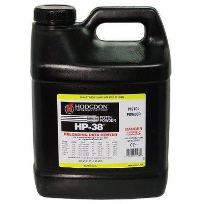 HODGDON HP-38 /  (WIN 231) PISTOL POWDER - 8LB
