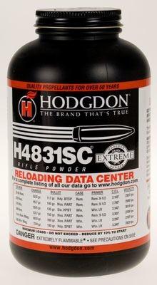 HODGDON 4831SC RIFLE POWDER - 1LB
