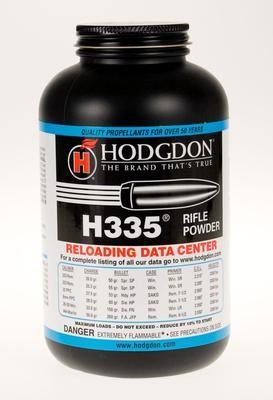 HODGDON H335 RIFLE BALL POWDER - 1LB