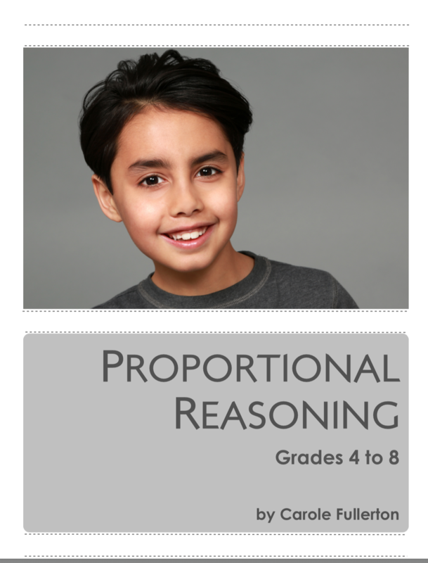 Proportional Reasoning in Intermediate Grades 4-8