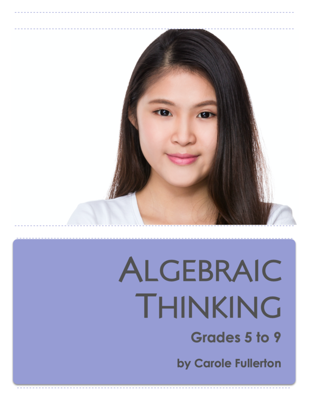 Algebraic Thinking in Grades 5-9