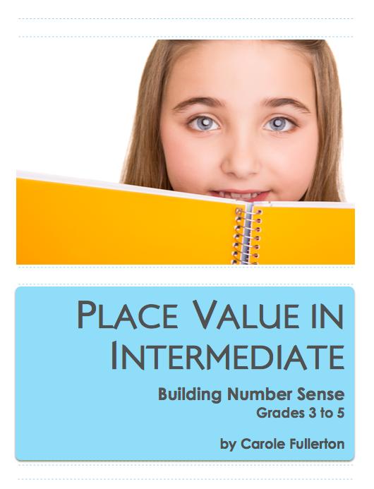 Place Value in Intermediate: Building Number Sense in Grades 3-5