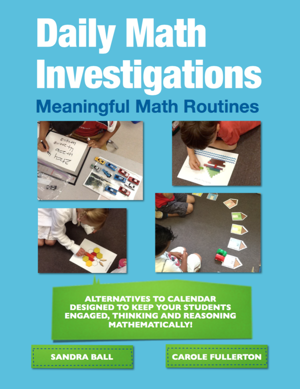 Daily Math Investigations