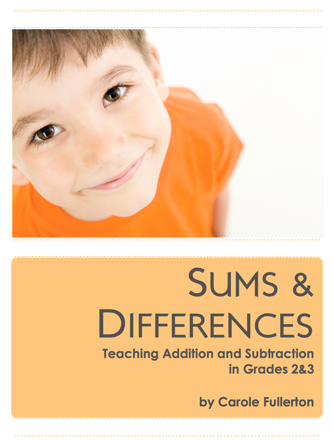 Sums and Differences for Grades 2&3