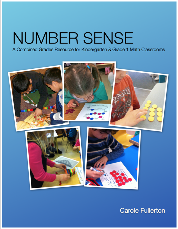 Number Sense: A Combined Grades Resource for K&1