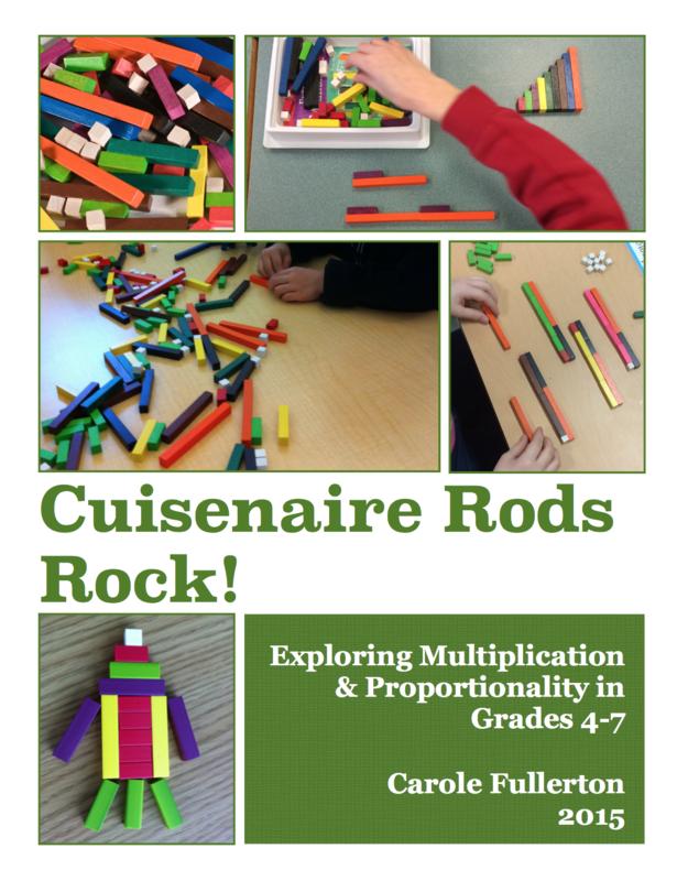 Cuisenaire Rods Rock for Grades 4-7