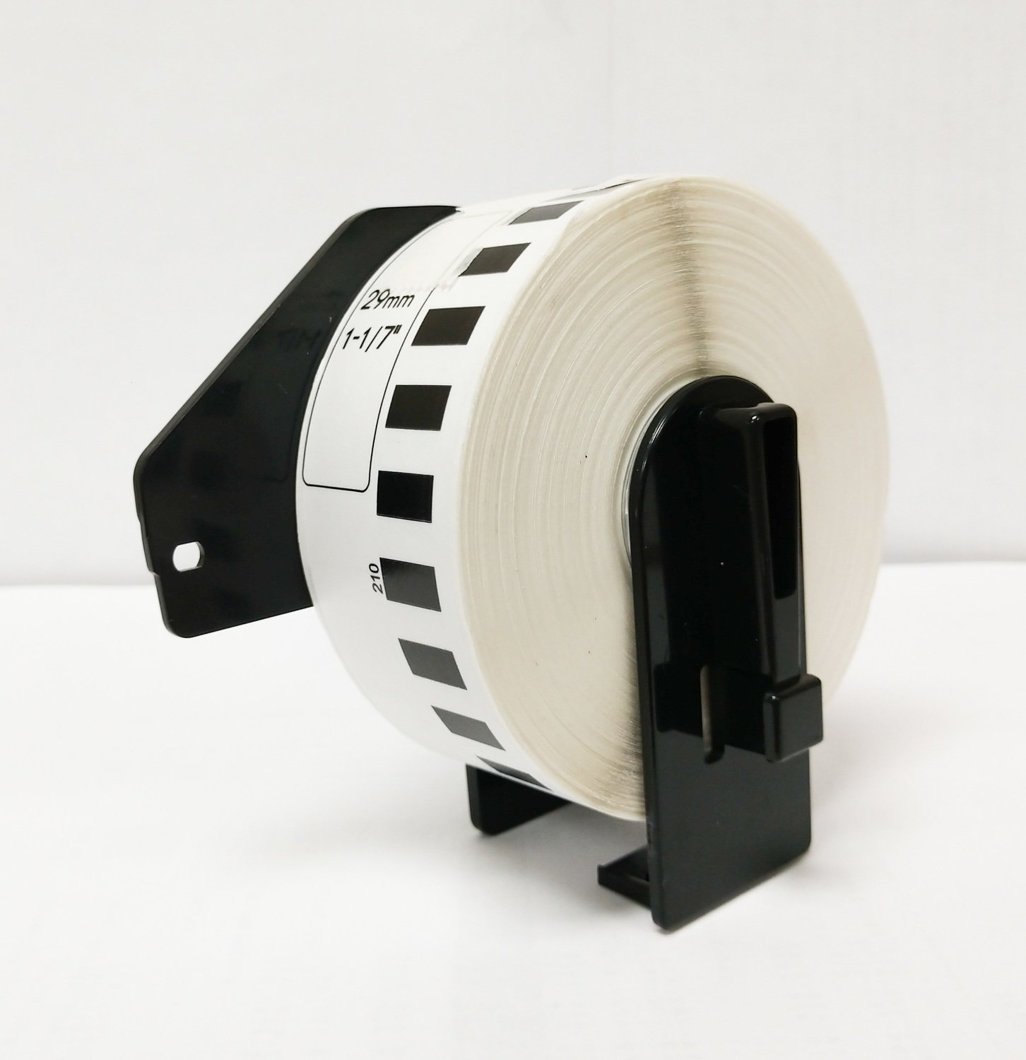 """1-1/7"""" X 100' WHITE CONTINUOUS LENGTH PAPER TAPE"""