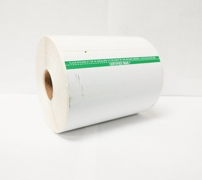 """4"""" X 4"""" CONNECTSUITE E-CERTIFY THERMAL LABELS"""