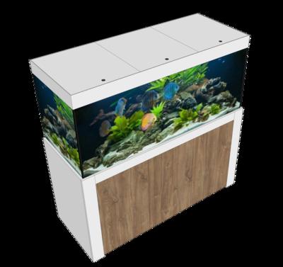 Aqualife FELIX 100x50x60/140 cm (aquarium + meubel)