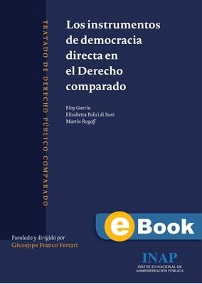 Los instrumentos de democracia directa en el Derecho comparado - EBOOK