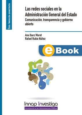 Las redes sociales en la Administración General del Estado - EBOOK