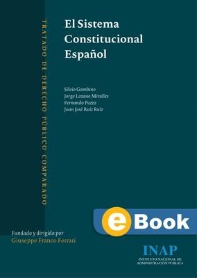 El sistema constitucional español - EBOOK