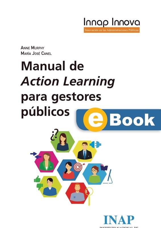 Manual de Action Learning para gestores públicos - EBOOK