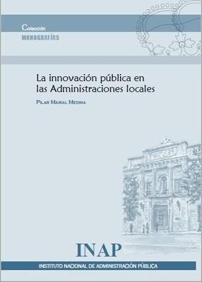 La innovación pública en las Administraciones locales