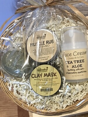 Face and Muscle Gift Set