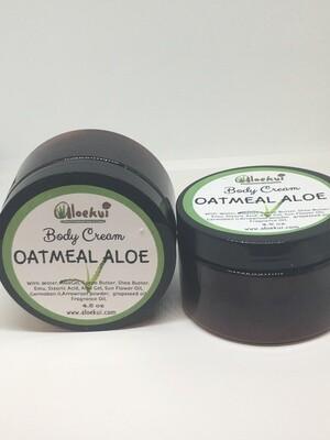 Oatmeal & Aloe Hand & Body Lotion ( Avena y Sabila)