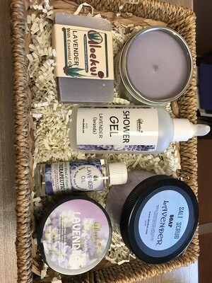 Winter Care Relaxationg Pack