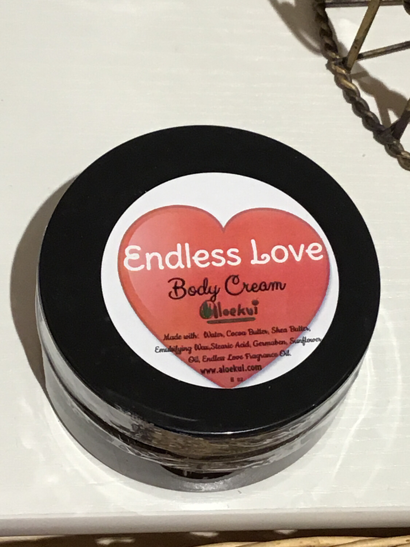 Endless Love Hand & Body Lotion 8oz