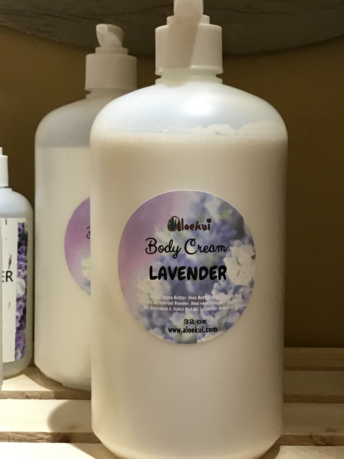 Lavander Hand and Body Lotion  30 Oz.