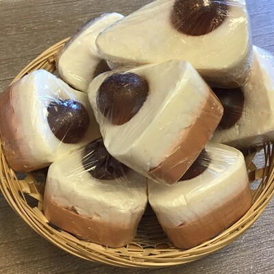 COFFEE PIE GLYCERINE SOAP