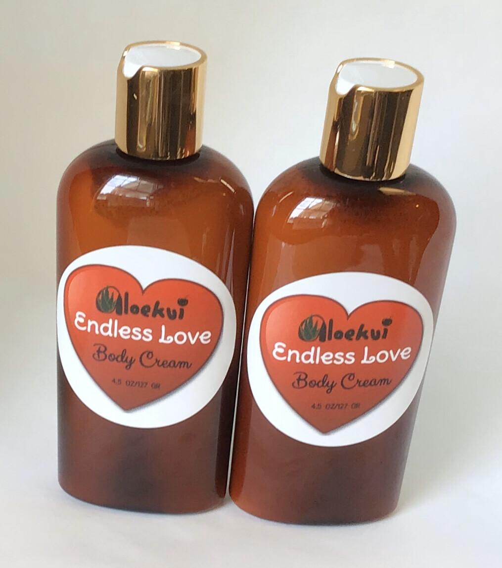 Endless Love Exotic Body Cream 4 Oz