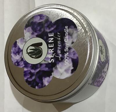 Lavender Soy Candle 8 oz