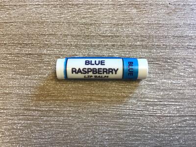 BLUE RASP. LIP BALM