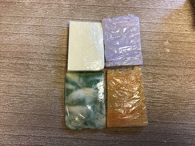 Try Before You Buy Soap Samples