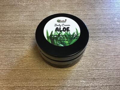 Aloe Hand and Body Lotion, 8 oz. Jar