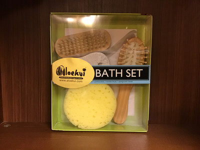 Travel 4 Piece Bath Set