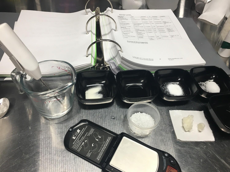 Basic Soap Making Class