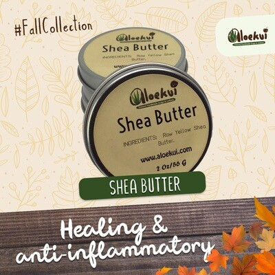 2 Raw Shea Butter Special