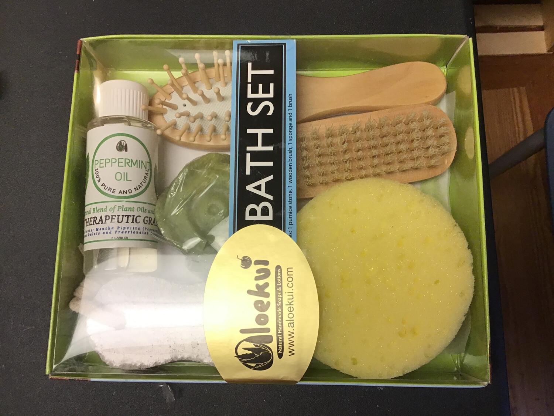 All Over Massage Kit-Peppemint/Ginger Lime
