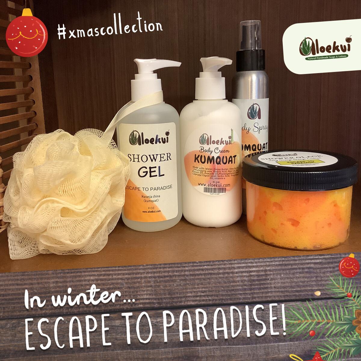 Escape To Paradise Christmas Set