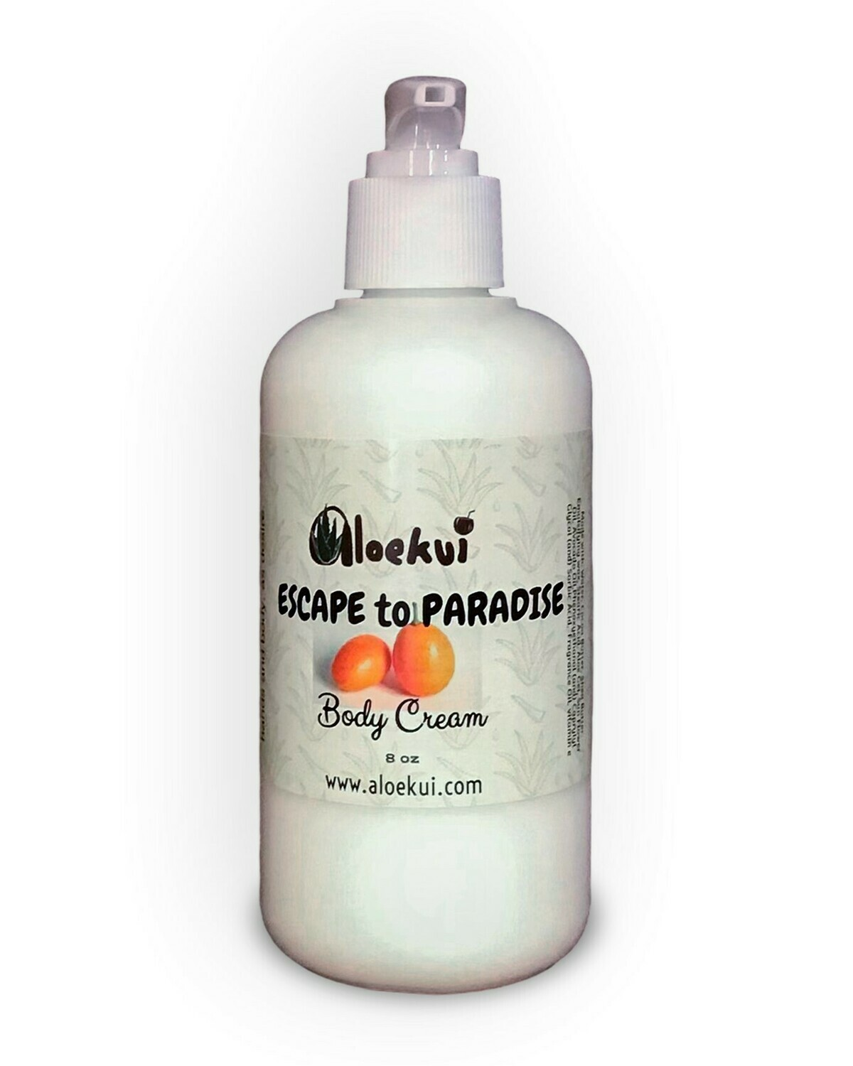 Escape to Paradise Body Lotion