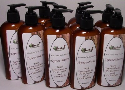 Tepezcohuite Hand and Body Lotion