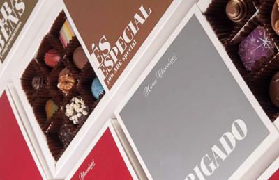 CHOCOLATE - Com Mensagem