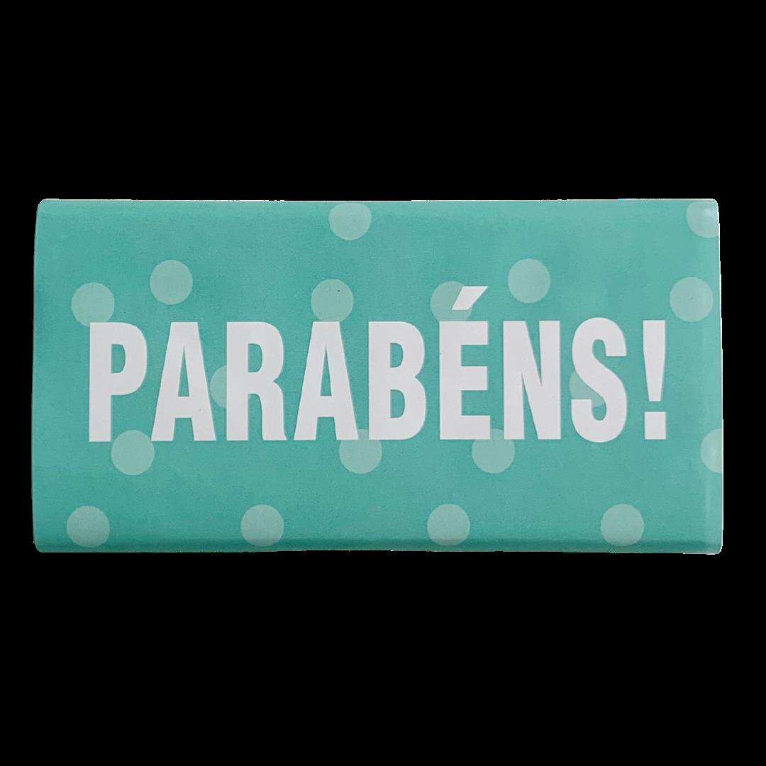 Tablete Parabéns