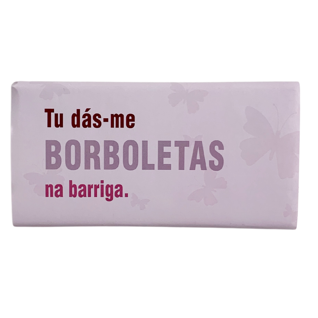 Tablete Borboletas na Barriga