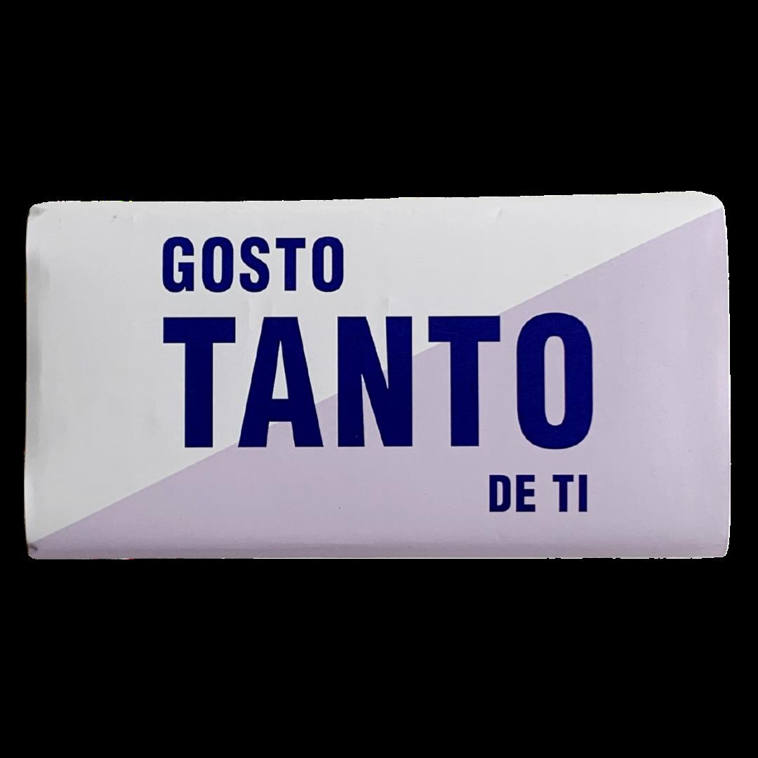 Tablete Gosto Tanto de Ti