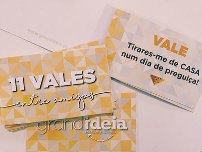 VALES para Amigos